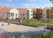 Les Jardins Montfleury : programme neuf à Sarcelles