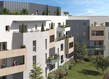 Influence : programme neuf à Montpellier