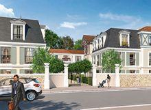 Avenue Lecomte : programme neuf à Villiers-sur-Marne