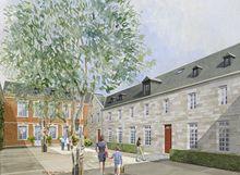 Le Cloitre Saint-leger : programme neuf à Saint-Valery-en-Caux