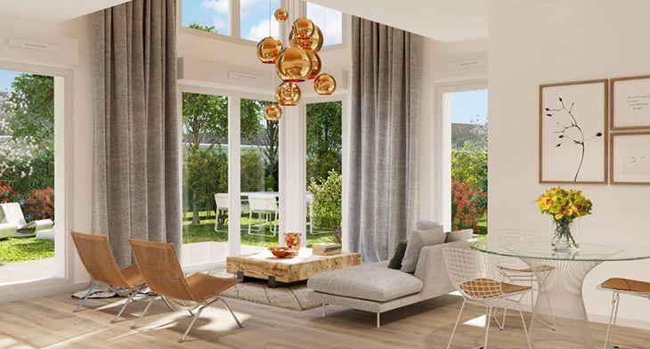 plein r programme neuf houilles. Black Bedroom Furniture Sets. Home Design Ideas