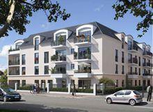 Villa Des Peintres : programme neuf à Beauvais