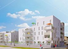 Rubik : programme neuf à Clermont-Ferrand