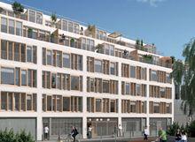 9 Charrière : programme neuf à Paris intra-muros