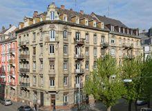 Strasbourg - 33 Boulevard de Lyon : programme neuf à Strasbourg