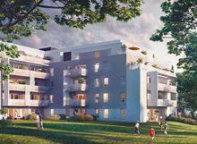 Urban Parc : programme neuf à Vannes