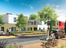 Pavillons de Bel Air : programme neuf à Dainville