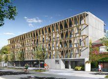 Résidence la Garonne : programme neuf à Lormont