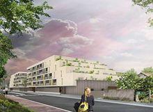 Les Terrasses De Galisson : programme neuf à Mérignac