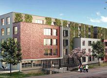 Campus Claudel B : programme neuf à Amiens