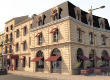 Hôtel Le V : programme neuf à Bordeaux