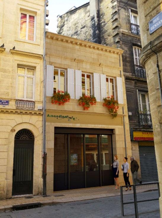 62 rue des faures programme neuf bordeaux for Location programme neuf bordeaux
