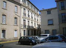 40, rue Marcero - Hôtel de Martius : programme neuf à Narbonne