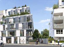 24, Rue Du Fief : programme neuf à Boulogne-Billancourt