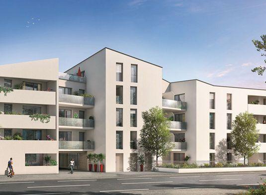 appartement n a104supp allur a t2 de m toulouse nord secteur 3. Black Bedroom Furniture Sets. Home Design Ideas