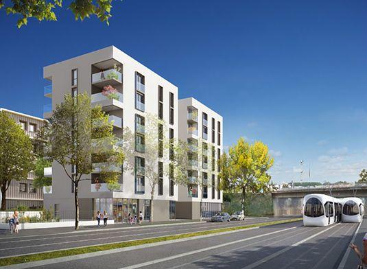 appartement n 132 le tweet t3 de m lyon 8 me arrondissement. Black Bedroom Furniture Sets. Home Design Ideas