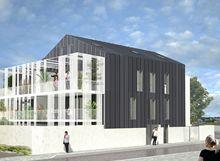 Karactère : programme neuf à Auray