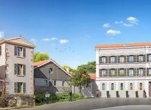 Jardins de Fouviere : programme neuf à Lyon