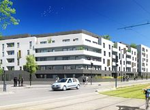 Ô Garonne : programme neuf à Toulouse