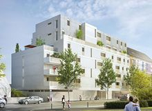 Neocity : programme neuf à Rennes