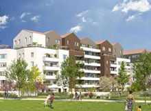 Les Apparts - Cote Parc : programme neuf à Neuilly-sur-Marne