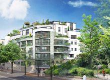 Les Terrasses du Valais : programme neuf à Saint-Maurice
