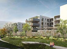 Les Jardins de la Tiretaine : programme neuf à Chamalières