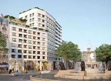 Place Félix Eboué : programme neuf à Paris intra-muros