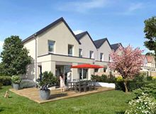 Villa La cerisaie : programme neuf à Amiens