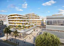 Student Factory Nice Gare Sud : programme neuf à Nice