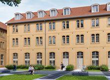 La Place De La Manufacture : programme neuf à Metz