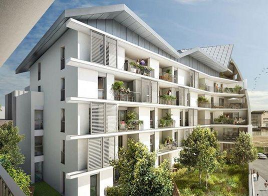 Bassins flot a los programme neuf bordeaux for Appartement bordeaux bassin a flot