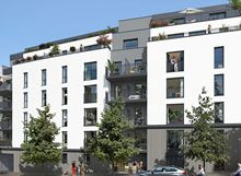 Carré Zola : programme neuf à Nantes