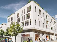 Première Avenue : programme neuf à Montpellier