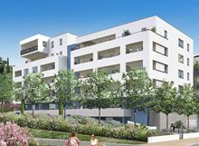 Les Lodges : programme neuf à Marseille
