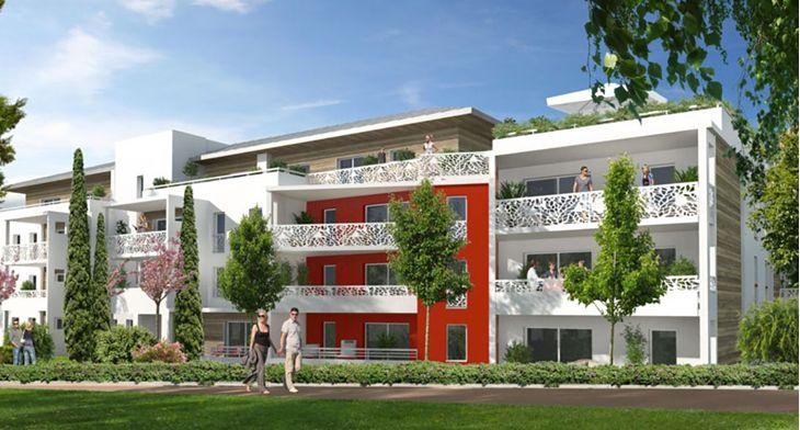 les jardins de l ar ne programme neuf bayonne. Black Bedroom Furniture Sets. Home Design Ideas