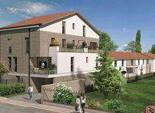 Les Allees Du Moulin : programme neuf à Toulouse