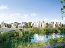 Domaine Richelieu (lots 2000 - 3000) : programme neuf à Rueil-Malmaison