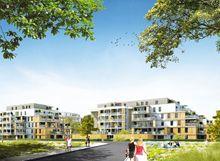 Secret Garden : programme neuf à Strasbourg