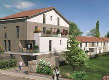 Les Allées du Moulin - PM : programme neuf à Toulouse