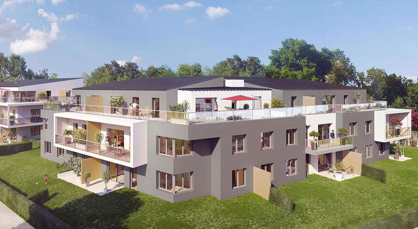 Maison neuve vannes tohannic segu maison for Maison neuve programme immobilier neuf