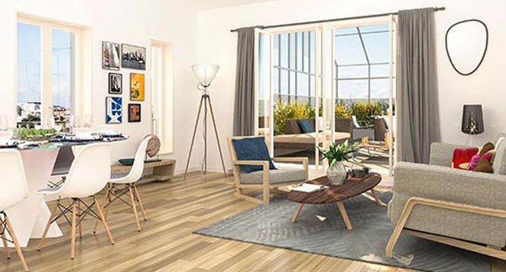 esprit village programme neuf colombes. Black Bedroom Furniture Sets. Home Design Ideas
