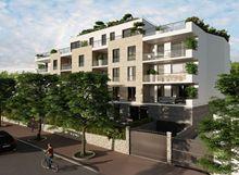 95 Boulevard Republique : programme neuf à Saint-Cloud