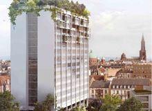 La Canopée PLS : programme neuf à Strasbourg