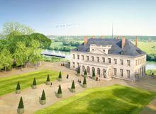 Le Château de la Rochette : programme neuf à La Rochette