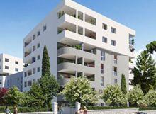 Le Carré Des Pins : programme neuf à Marseille