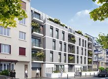Reflet en Seine : programme neuf à Alfortville