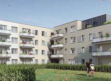 Les Rives du Parc : programme neuf à Saint-Léger-du-Bourg-Denis