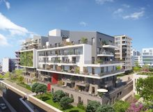 Univ´R bat A TVA 20% : programme neuf à Marseille