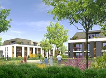 Id´Ill Bâtiments B et C : programme neuf à Strasbourg